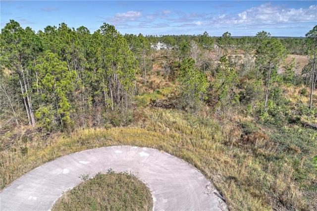0 Egret Drive, Frostproof, FL 33843 (MLS #O5757685) :: The Duncan Duo Team