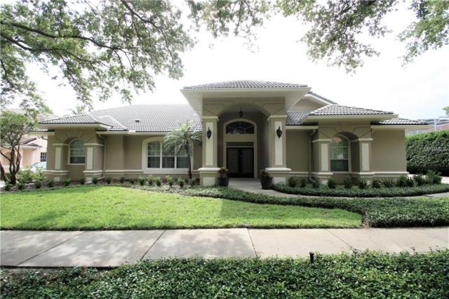 607 Cricklewood Terrace, Lake Mary, FL 32746 (MLS #O5757831) :: Bustamante Real Estate