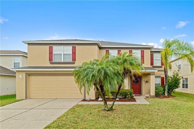 836 Horseshoe Falls Drive, Orlando, FL 32828 (MLS #O5757942) :: Team Bohannon Keller Williams, Tampa Properties