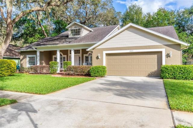 1021 Legends Pass Drive, Valrico, FL 33594 (MLS #O5758057) :: Griffin Group