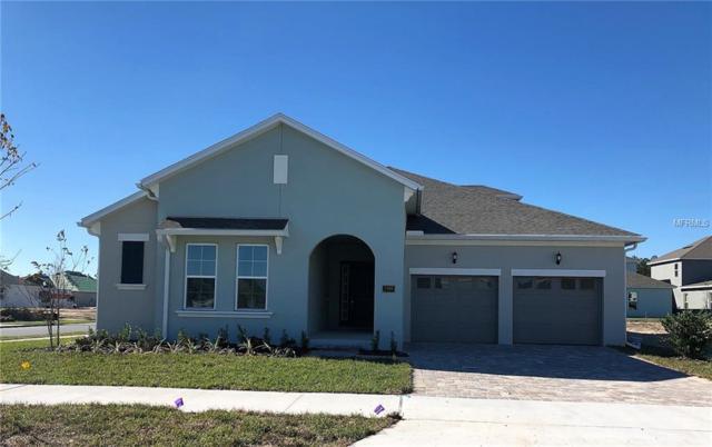 7466 Pomelo Grove Drive, Winter Garden, FL 34787 (MLS #O5758212) :: Your Florida House Team