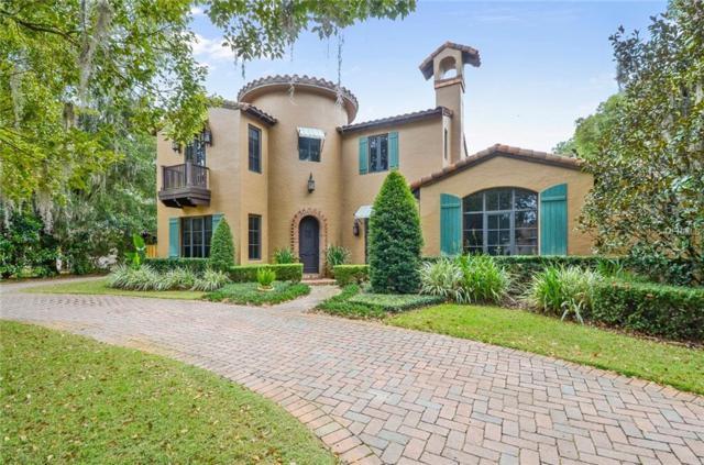 1570 Lakehurst Avenue, Winter Park, FL 32789 (MLS #O5758218) :: Your Florida House Team
