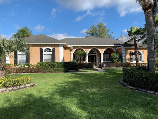 272 Bald Eagle Run, Lake Mary, FL 32746 (MLS #O5758232) :: The Dan Grieb Home to Sell Team