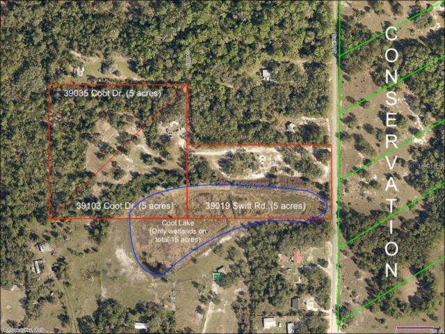 39019 Swift Road, Eustis, FL 32736 (MLS #O5758431) :: The Duncan Duo Team