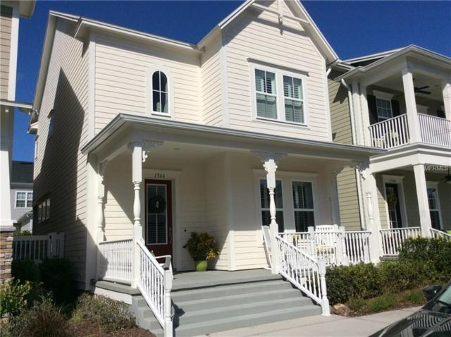 1566 Castile Street, Celebration, FL 34747 (MLS #O5758539) :: Bustamante Real Estate