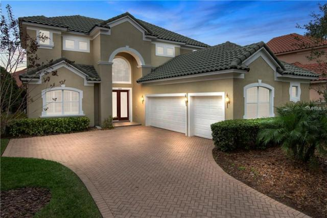 1451 Whitney Isles Drive, Windermere, FL 34786 (MLS #O5758566) :: Premium Properties Real Estate Services