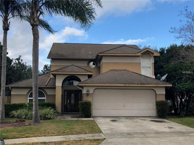 550 Whittingham Place, Lake Mary, FL 32746 (MLS #O5758944) :: Premium Properties Real Estate Services
