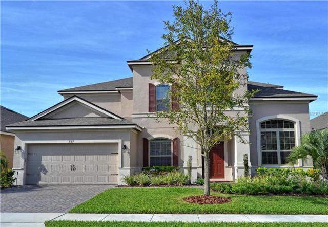 869 Sherbourne Circle, Lake Mary, FL 32746 (MLS #O5759242) :: Advanta Realty