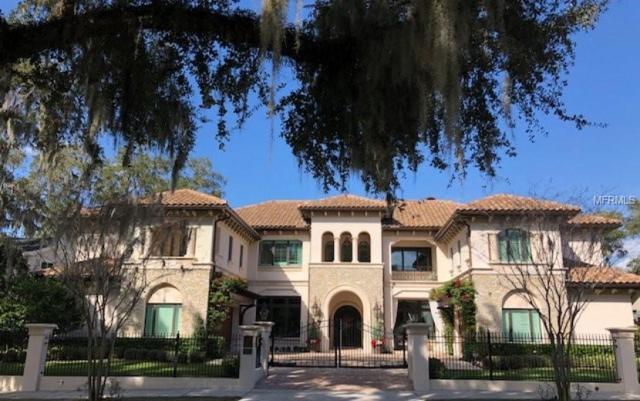4521 W Beachway Drive, Tampa, FL 33609 (MLS #O5759607) :: Andrew Cherry & Company