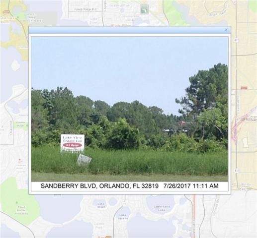 Sandberry Boulevard, Orlando, FL 32819 (MLS #O5759745) :: The Duncan Duo Team