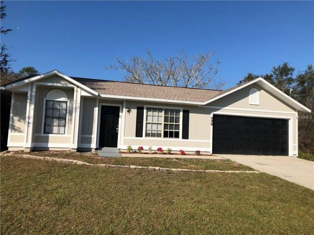 226 Highland Drive, Deltona, FL 32738 (MLS #O5759751) :: Premium Properties Real Estate Services