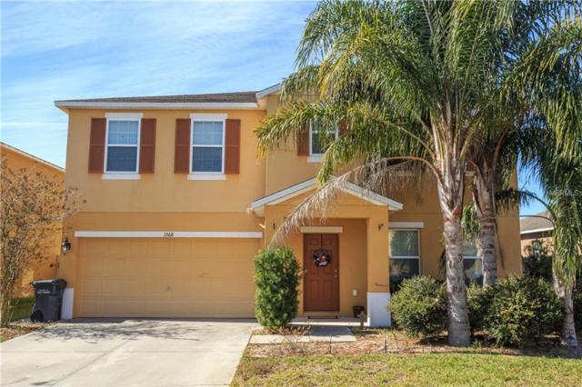 1568 Tamarind Road, Davenport, FL 33896 (MLS #O5760015) :: Team Bohannon Keller Williams, Tampa Properties