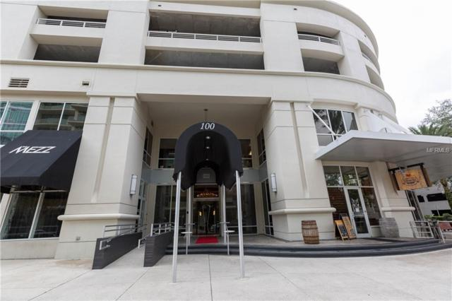 100 S Eola Drive #1207, Orlando, FL 32801 (MLS #O5760302) :: Mark and Joni Coulter | Better Homes and Gardens