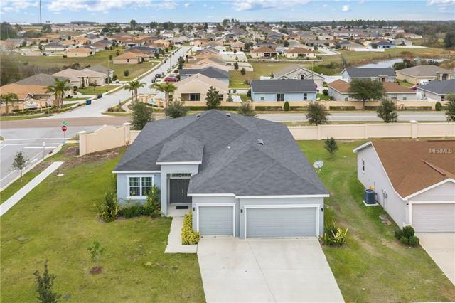 531 Pheasant Drive, Haines City, FL 33844 (MLS #O5760633) :: Griffin Group