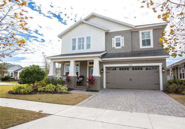10680 Billings Street, Orlando, FL 32832 (MLS #O5760667) :: The Light Team