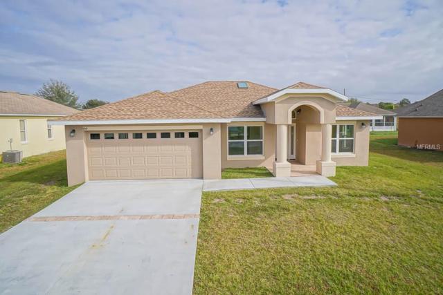 909 Bonneville Lane, Kissimmee, FL 34759 (MLS #O5761193) :: Griffin Group