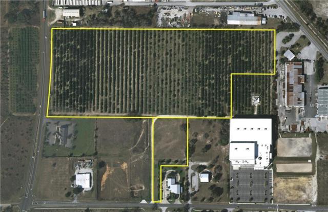 Lane Park Cutoff, Tavares, FL 32778 (MLS #O5761500) :: Delgado Home Team at Keller Williams
