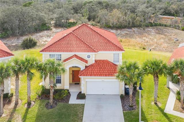 361 Rosso Drive, Davenport, FL 33837 (MLS #O5761634) :: The Brenda Wade Team