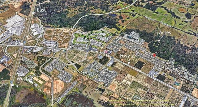 Crescent Road, Davenport, FL 33837 (MLS #O5761884) :: Cartwright Realty