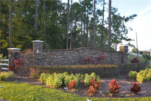 Lot 12 Clear Water Way, Groveland, FL 34736 (MLS #O5762021) :: The Duncan Duo Team