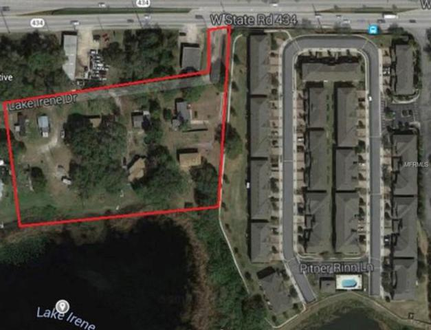 861 Lake Irene Drive, Casselberry, FL 32707 (MLS #O5762308) :: Griffin Group
