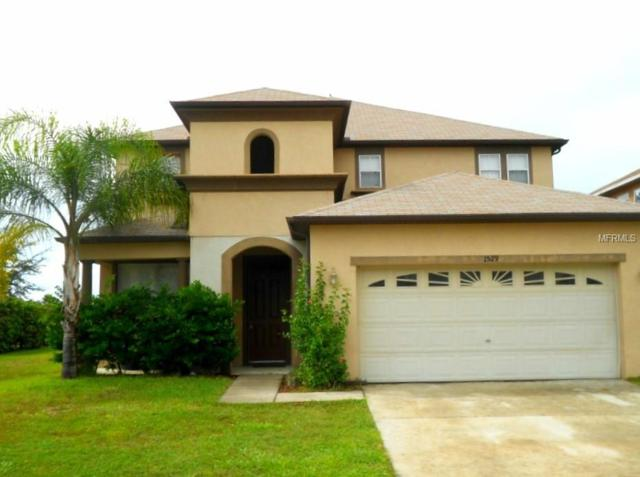 1529 Blue Sky Way, Clermont, FL 34714 (MLS #O5762322) :: The Duncan Duo Team