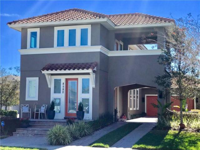 8582 Pinter Street, Orlando, FL 32827 (MLS #O5762455) :: Homepride Realty Services