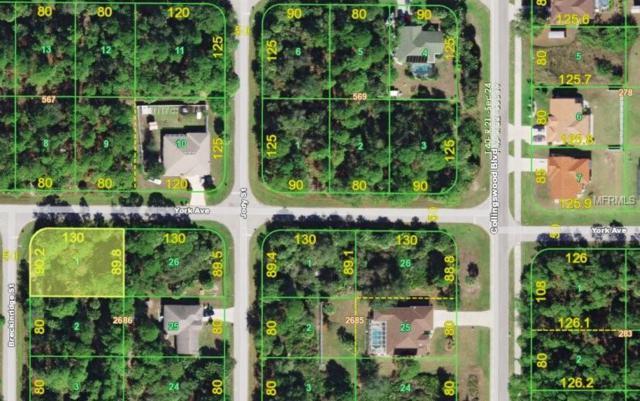 17481 York Avenue, Port Charlotte, FL 33948 (MLS #O5762558) :: Griffin Group