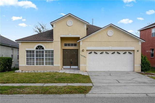 14581 Saint Georges Hill Drive, Orlando, FL 32828 (MLS #O5762824) :: GO Realty