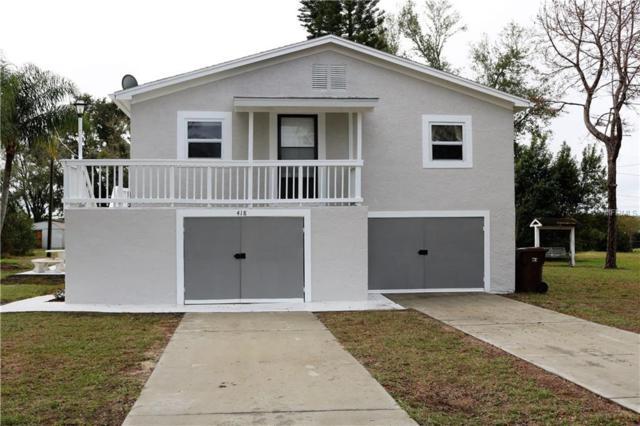 418 Smith Avenue, Lake Hamilton, FL 33851 (MLS #O5763039) :: Baird Realty Group