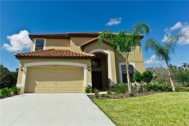 2614 Tranquility Way, Kissimmee, FL 34746 (MLS #O5763044) :: The Duncan Duo Team