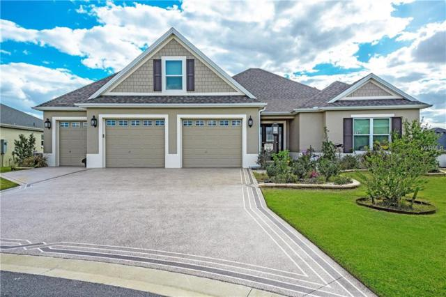 1136 Stradinger Street, The Villages, FL 32163 (MLS #O5763266) :: Realty Executives in The Villages