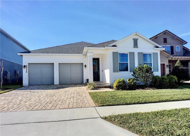 8930 Shipbrook Way, Winter Garden, FL 34787 (MLS #O5763292) :: CENTURY 21 OneBlue