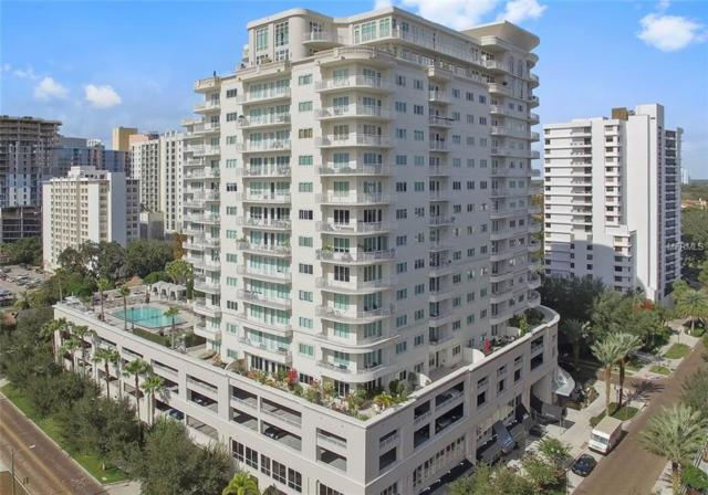 100 S Eola Drive #914, Orlando, FL 32801 (MLS #O5763503) :: Mark and Joni Coulter | Better Homes and Gardens