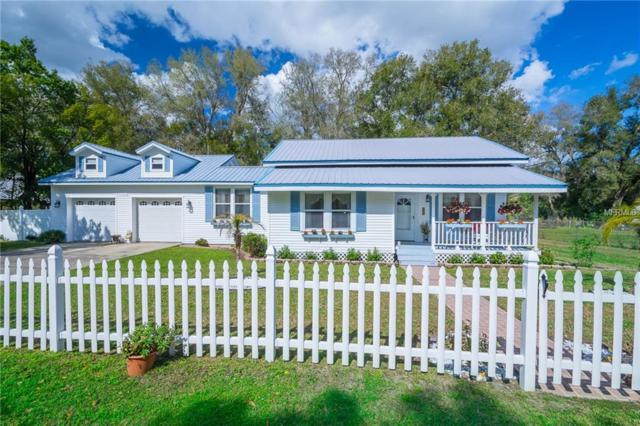 190 E Park Street, Lake Helen, FL 32744 (MLS #O5763685) :: The Duncan Duo Team