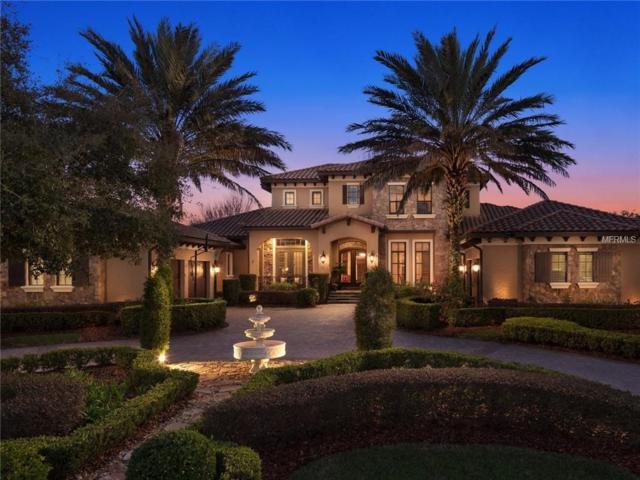 13455 Bellaria Circle, Windermere, FL 34786 (MLS #O5763929) :: Bustamante Real Estate