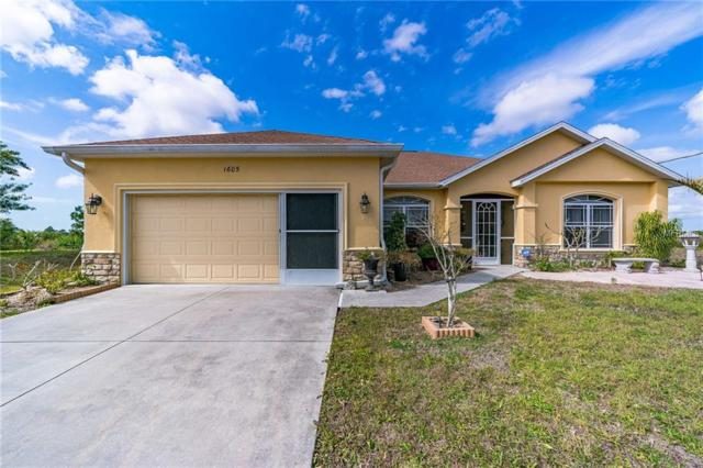1605 Florala Street, North Port, FL 34287 (MLS #O5763946) :: The Light Team