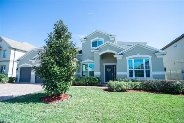 4965 Cypress Hammock Drive, Saint Cloud, FL 34771 (MLS #O5764169) :: Homepride Realty Services