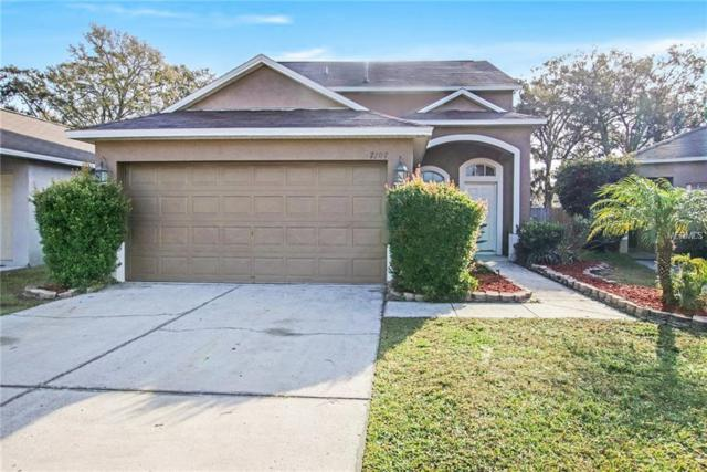 7207 Bellingham Oaks Boulevard, Tampa, FL 33634 (MLS #O5764305) :: Team Bohannon Keller Williams, Tampa Properties