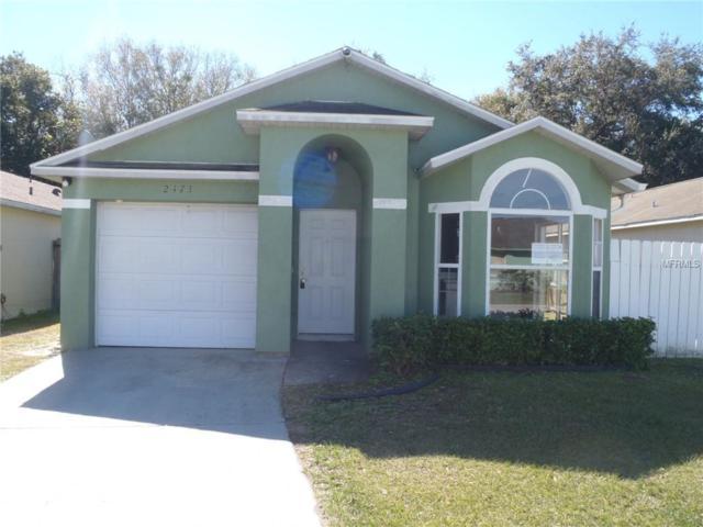 2473 Daffadil Terrace, Sanford, FL 32771 (MLS #O5764415) :: Advanta Realty