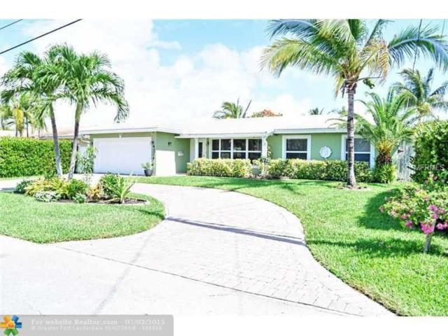 1443 NE 57TH Street, Fort Lauderdale, FL 33334 (MLS #O5764434) :: Cartwright Realty