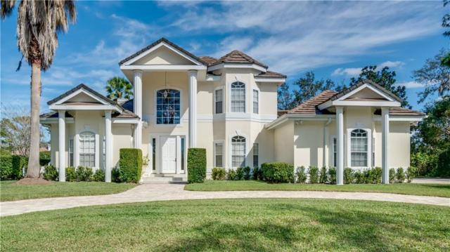 10509 Cromwell Grove Terrace, Orlando, FL 32827 (MLS #O5764457) :: Premium Properties Real Estate Services