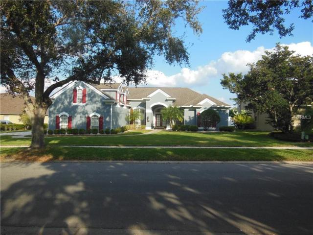 3561 Bellington Drive, Orlando, FL 32835 (MLS #O5764468) :: NewHomePrograms.com LLC