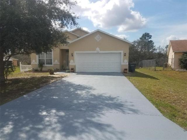 332 Snook Way, Poinciana, FL 34759 (MLS #O5764511) :: The Duncan Duo Team