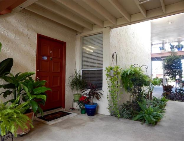 540 Orange Drive #17, Altamonte Springs, FL 32701 (MLS #O5764587) :: KELLER WILLIAMS CLASSIC VI
