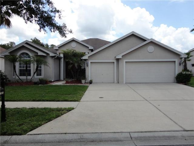 8305 Golden Prairie Drive, Tampa, FL 33647 (MLS #O5764727) :: Team Bohannon Keller Williams, Tampa Properties