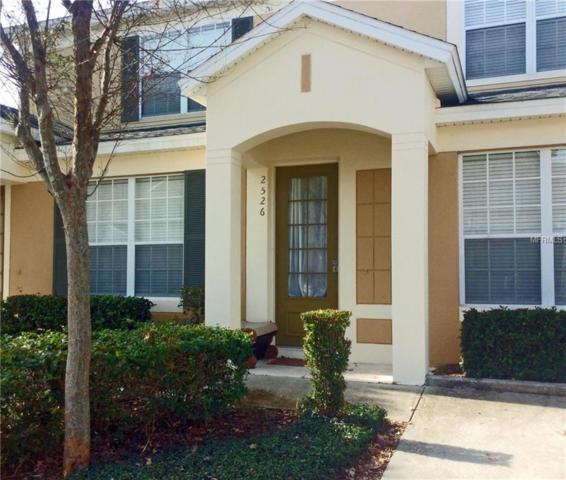 2526 Maneshaw Lane, Kissimmee, FL 34747 (MLS #O5765095) :: Cartwright Realty