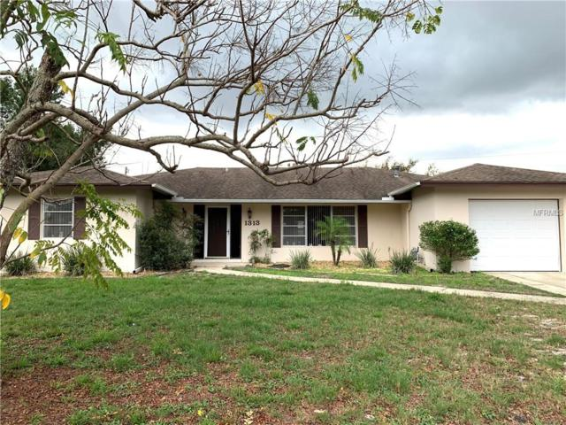 1313 Freeport Drive, Deltona, FL 32725 (MLS #O5765245) :: Premium Properties Real Estate Services