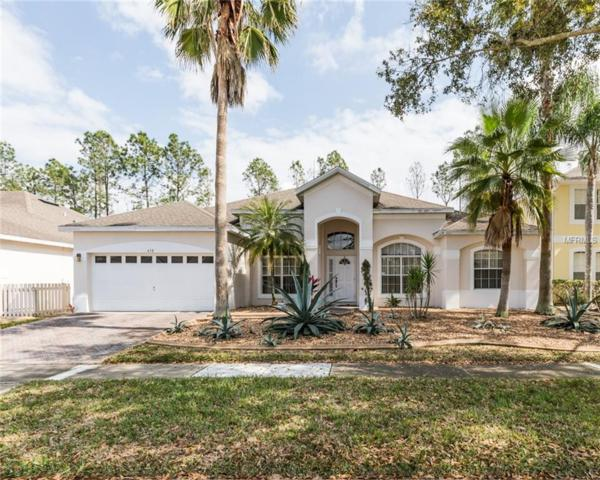 438 Belfry Drive, Davenport, FL 33897 (MLS #O5765375) :: Gate Arty & the Group - Keller Williams Realty
