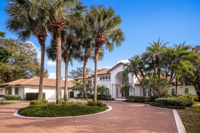 5341 Isleworth Country Club Drive, Windermere, FL 34786 (MLS #O5766050) :: Delgado Home Team at Keller Williams